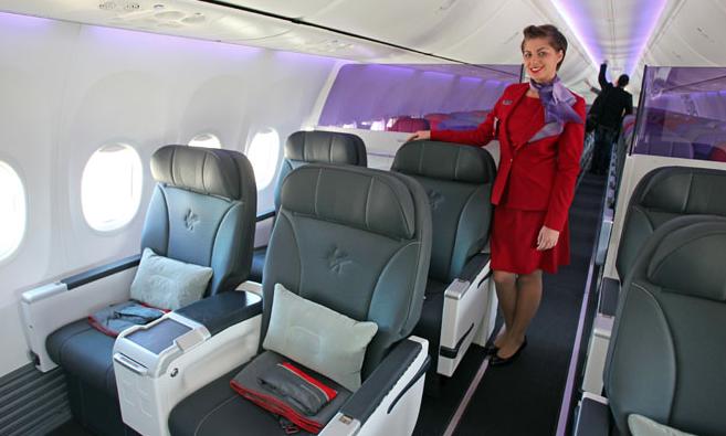Virgin Australia 737 Domestic Business Class Review